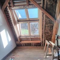 Dachflächenfenster Altbau