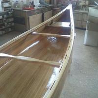 Kanu 4,95m lang